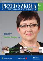 Super Dyrektor Przedszkola Janina Szajny