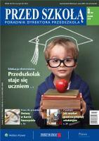 Przedszkolak staje się uczniem