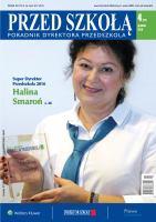 Super Dyrektor Przedszkola 2016 Halina Smaroń