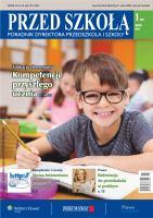 Kompetencje przyszłego ucznia